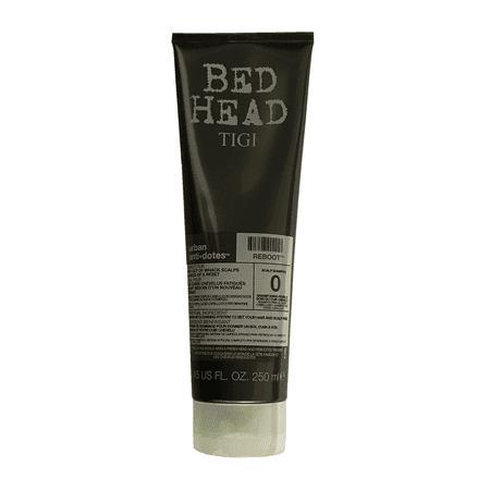 Tigi Bed Head Urban Antidotes Reboot Scalp Shampoo 8.45 Oz, Cleanses And Hydrates