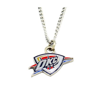 City Necklaces (Oklahoma City Thunder Pendant)