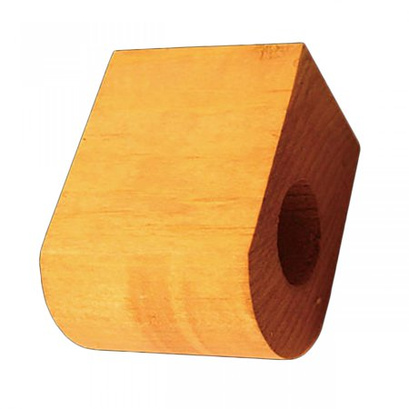 - Curtain Rod Coupler Support Heirloom Pine 3