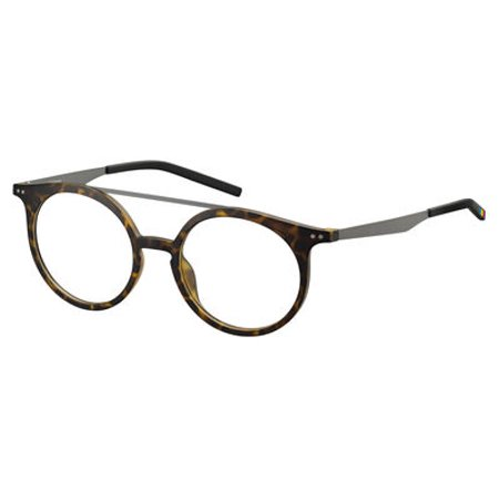f47d65415e8 Polaroid Core - Polaroid Core Pld D 400 Eyeglasses 0HJ6 49 Havana -  Walmart.com