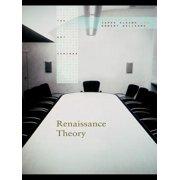 Renaissance Theory - eBook