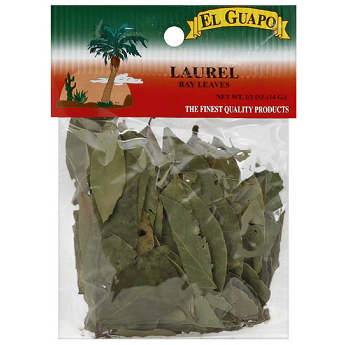 El Guapo Bay Leaves, 0.5 oz, (Pack of 12)