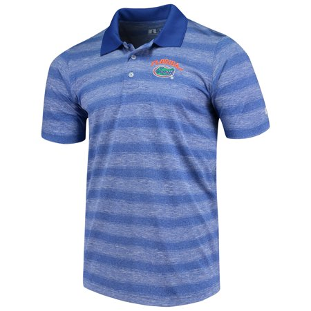 Gator Polo (Men's Russell Royal Florida Gators Classic Striped)