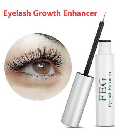 825dd9e03d2 FEG Eyelash Growth Nourishing Enhancer Eyelash Serum 100% Natural For  Longer & Darker Eyelash, Eyelash Thicker - Walmart.com