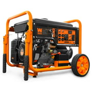 WEN 9500-Watt 420cc Transfer Switch and RV Ready 120V/240V Portable Power Generator with Remote Electric Start, CARB Compliant