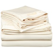 Simple Luxury Superior 1500 Thread Count 100pct Premium Cotton Sheet Set
