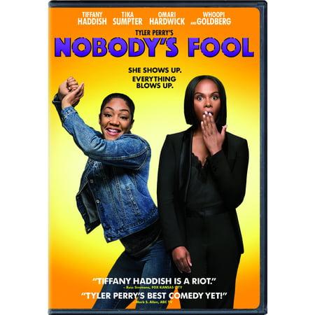 Boo A Madea Halloween Movie Trailer (Nobody's Fool (DVD))