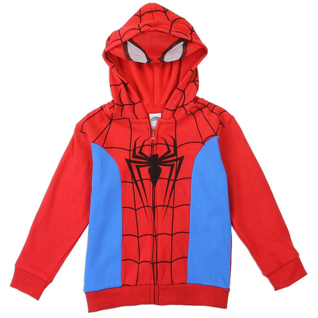 Spiderman Boys Sweatshirt
