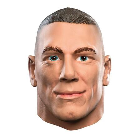 John Cena Deluxe Mask Adult Halloween Accessory - J John Halloween