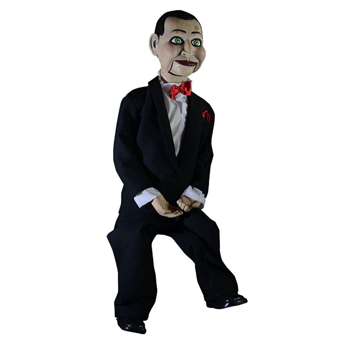 Dead Silence Billy Puppet Halloween Accessory by Trick or Treat Studios
