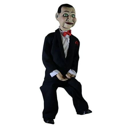 Dead Silence Billy Puppet Halloween Accessory