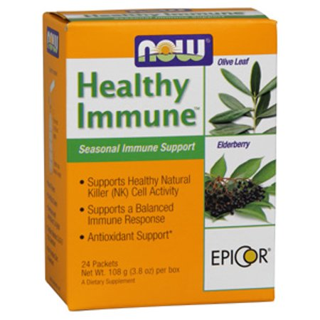 Healthy Immune 24 Packets/Box (Best Supplements To Take For Hypothyroidism)