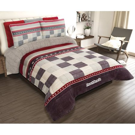 Jumbo Comforter - Red Barrel Studio Sherpa Reversible Super Soft Jumbo Comforter