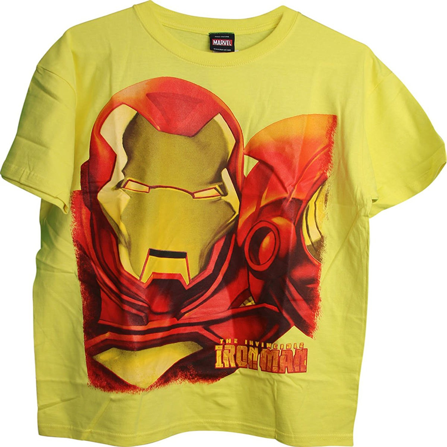 Marvel The Invincible Iron Man Huge Graphic Adult T-Shirt