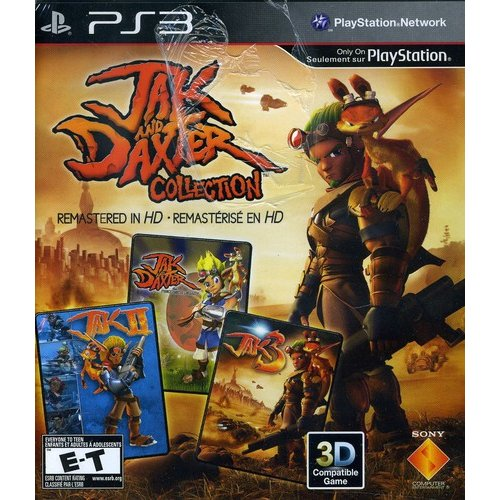 Sony Jak and Daxter Collection