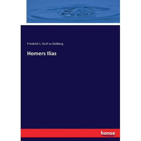 Homers Ilias (Paperback)