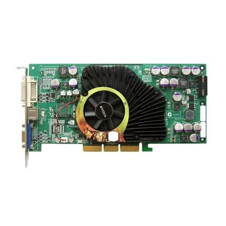 NVIDIA 180-10128-0000 NVIDIA Nvidia Quadro FX 1000 128MB PCI Express Video Graphics Card Mfr ()