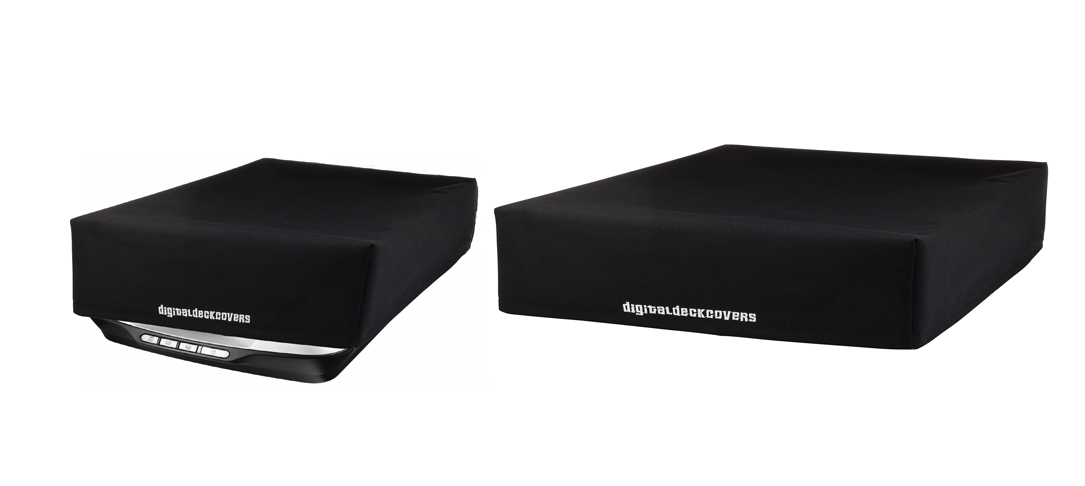 Anti Static and Waterproof Cover by The Perfect Dust Cover The Perfect Dust Cover Double-Stitched White Vinyl Cover for Epson EcoTank ET-2760 and Epson EcoTank ET-3710 All-in-One Inkjet Printers