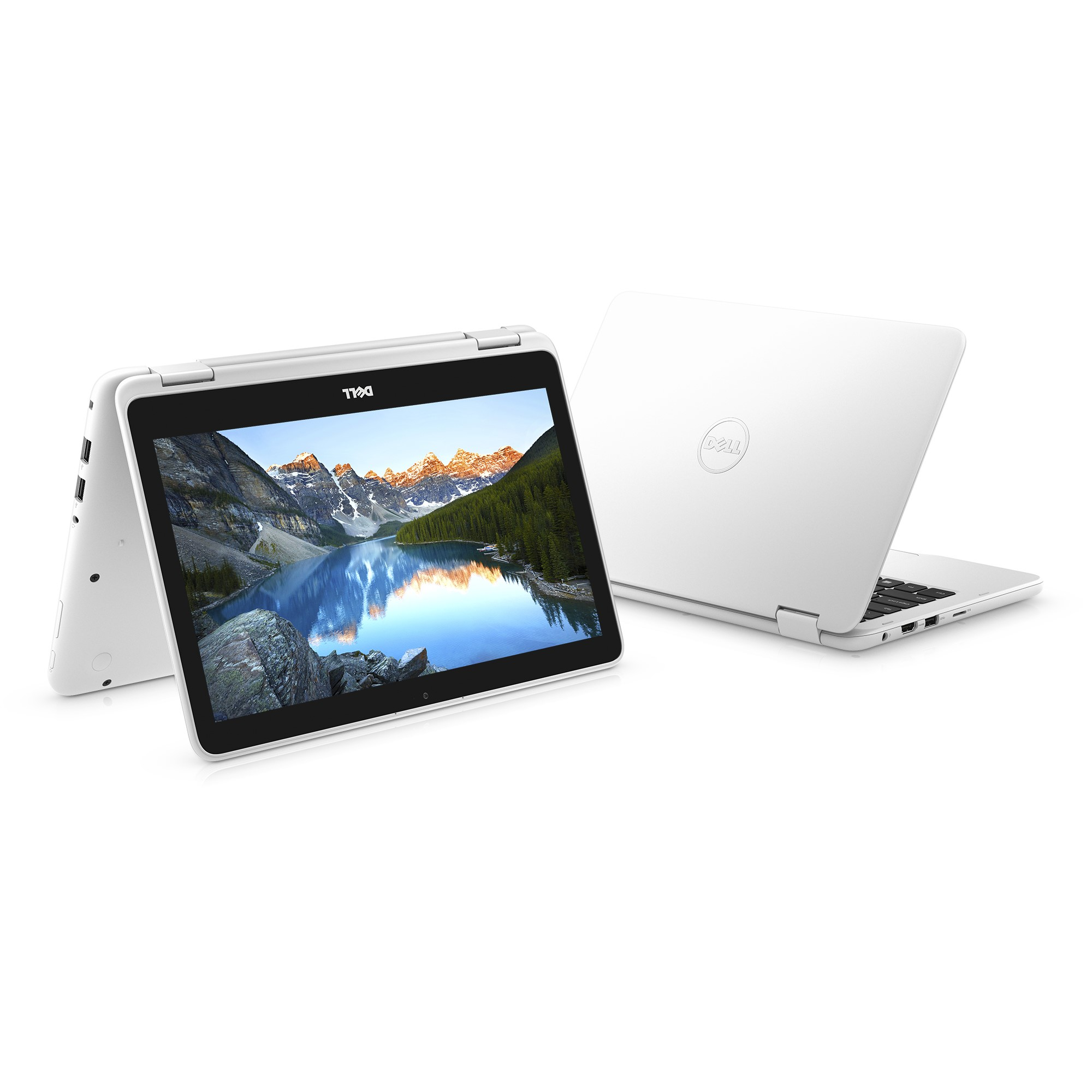 Refurbished Dell I3185 A115wht Pus Inspiron 11 6 Inch Laptop 7th Gen Amd A6 9220e 1 6 Ghz 4gb Ram 32gb Ssd Windows 10 Walmart Com Walmart Com