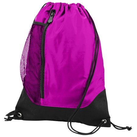 Augusta Sportswear TRES DRAWSTRING BACKPACK 1149 (Drawstring Backpack Bulk)