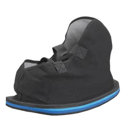 Bilt Rite Mastex Health 10 68120 Sm 2 Economy Closed Toe Cast Boot  44  Black   Small