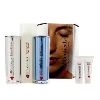 Skin Treatment System - Skin Care Set (5-Pcs)