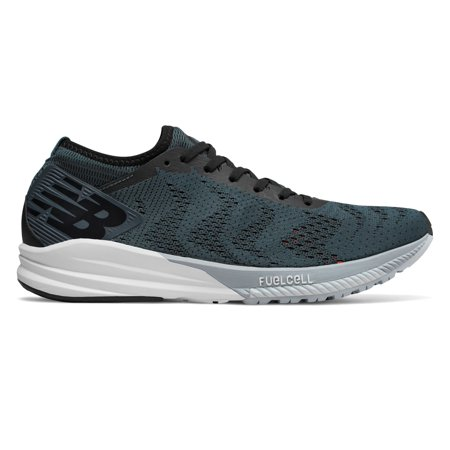 New Balance Men's FuelCell Impulse Shoes Blue with Grey &