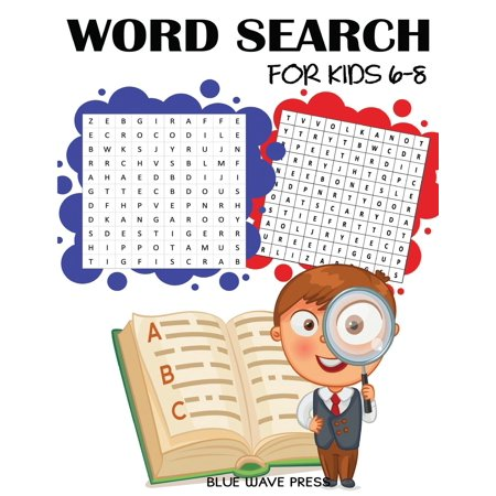 Word Search for Kids 6-8 : 101 Word Search Puzzles](O Words For Halloween)