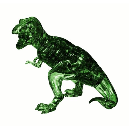 Deluxe 3D Crystal Puzzle - T-Rex