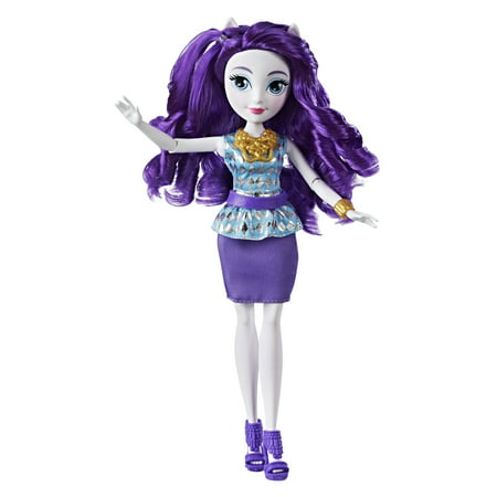 My Little Pony Equestria Girls Rarity Classic Style Doll (My Little Pony Gift Bag)