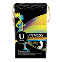 Panty Liners: U by Kotex Fitness