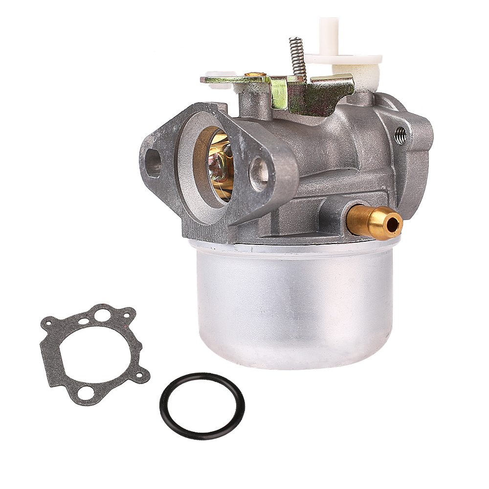 Carburetor with Gasket and Choke for Briggs & Stratton 499059 497586