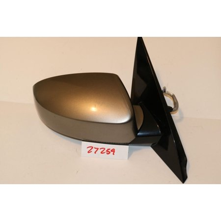 Nissan Maxima Passengers Side Corner - 04-08 Nissan Maxima Gray Power Right Passenger Side Door Mirror #27259