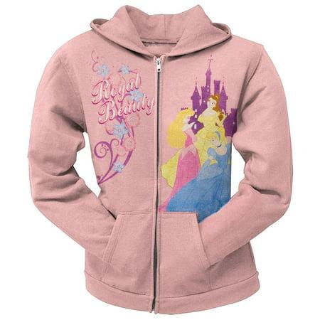 Disney - Royal Beauty Girls Juvy Zip Hoodie](Disney Hoodies)