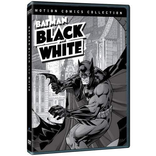 Batman: Black And White - Motion Comics Collection (Widescreen)