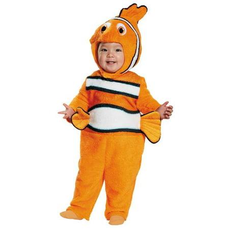 Morris Costumes DG85628W Nemo Prestige Infant Costume, Size 12-18 - Nemo Homemade Costume