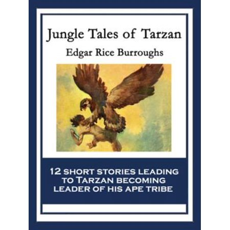 Jungle Tales of Tarzan - eBook