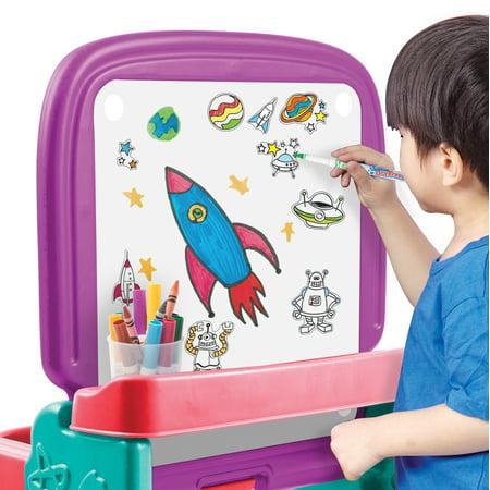 Crayola Art N Activity Studio Convertible Easel/Desk