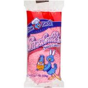 Flowers Foods BlueBird  Snowballs, Pink, 2 ea