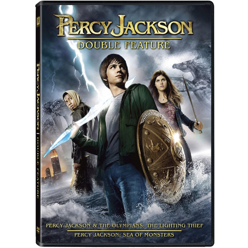 Percy Jackson: Sea Of Monsters / Percy Jackson & The Olympians: The Lightning Thief