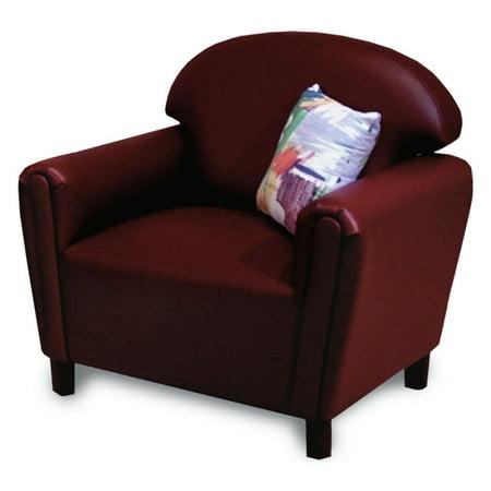 Brand World Vinyl Upholstered School Age Chair