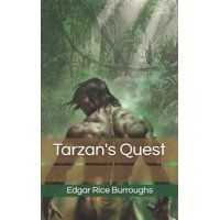Tarzan's Quest (Paperback)