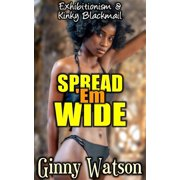 Spread 'Em Wide - eBook
