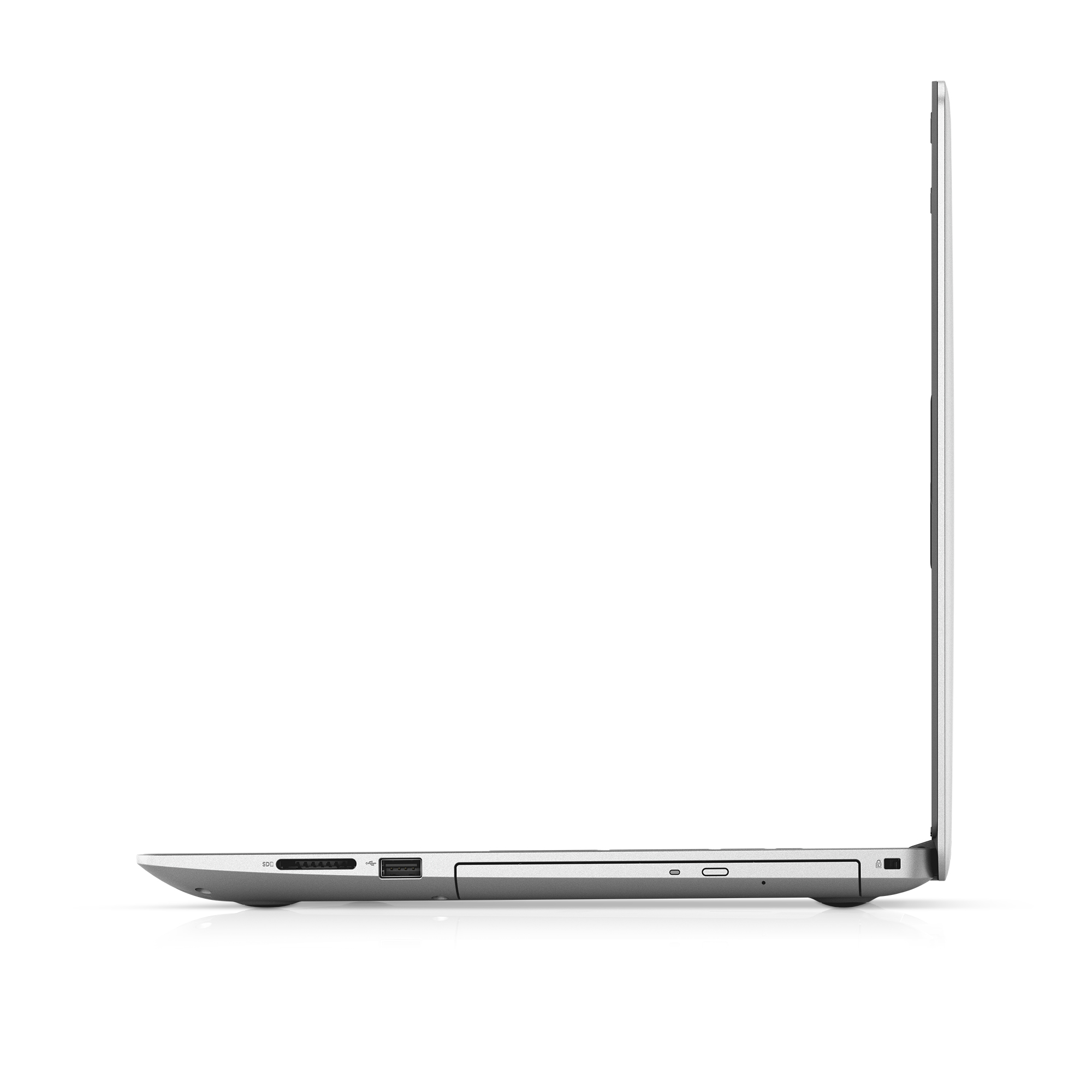 Dell i5575-A347SLV Inspiron Laptop, 15 6'' Touchscreen, AMD Ryzen 5