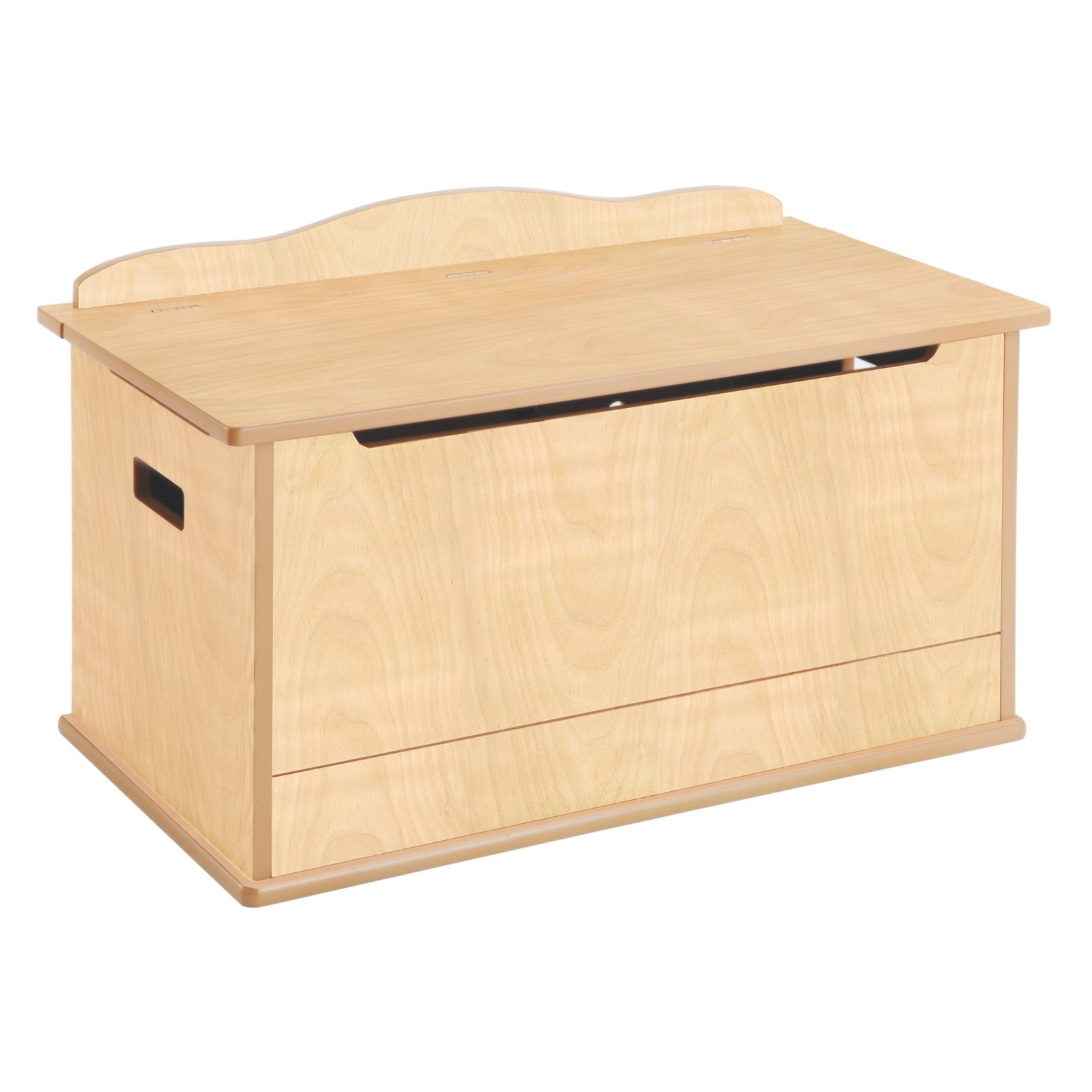 Guidecraft Expressions Toy Box, Multiple Colors