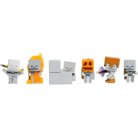 Minecraft Skeletons Mini Figure Mob Pack