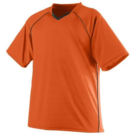 Augusta Striker Jersey Ora/Blk M - image 1 of 1