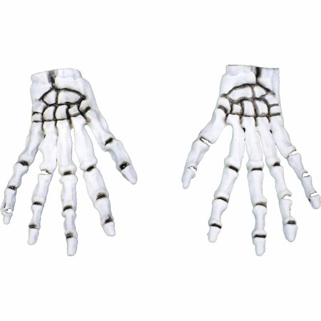 Skeleton Gloves Child Halloween Accessory
