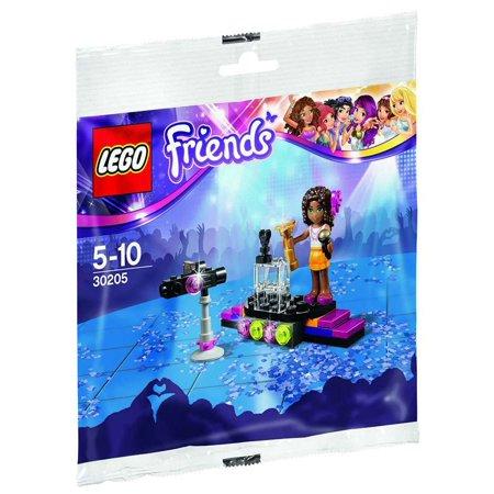 LEGO Friends Pop Star Red Carpet Mini Set #30205 [Bagged]