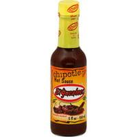 El Yucateco Chipotle Hot Sauce, 5 oz (Pack of 12)